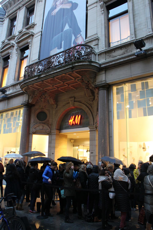 H&M Meir - 8:00