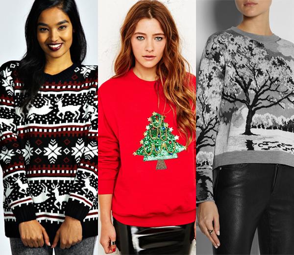 SHOPPING. Een cosy december met deze 8 kerstsweaters
