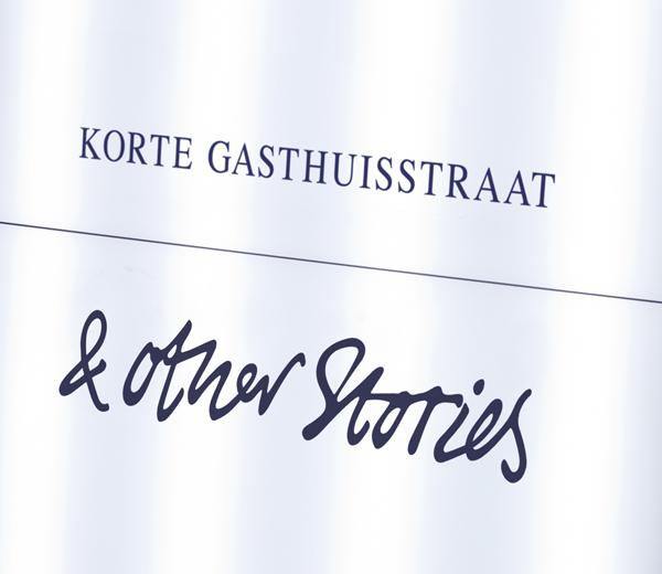 &Other Stories komt naar Antwerpen