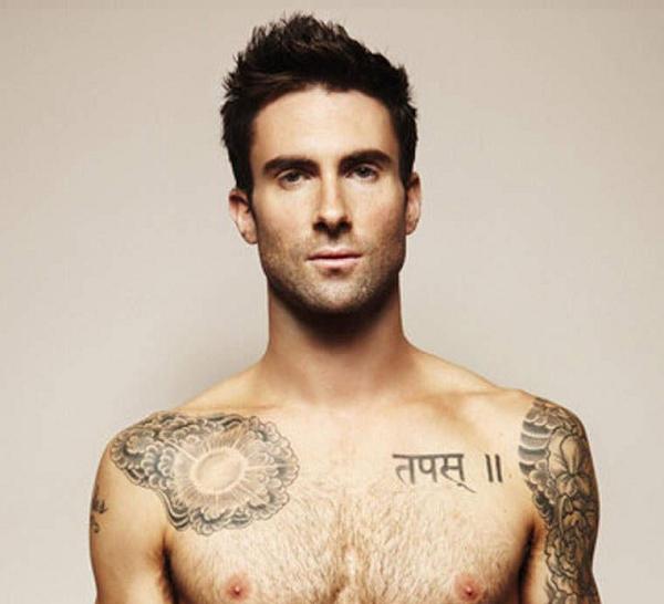 Adam Levine: 3 onbekende weetjes over meest sexy man van 2013