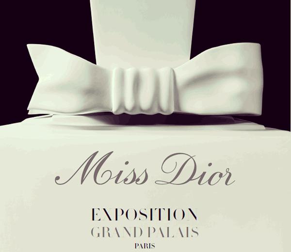 Expo Parijs: Miss Dior