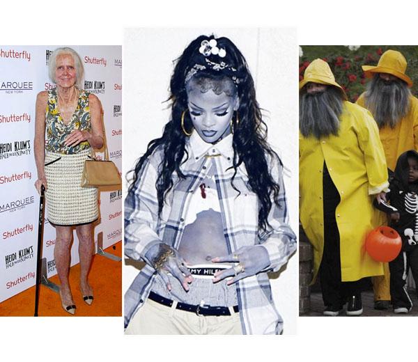 Halloween round-up: de 15 beste kostuums