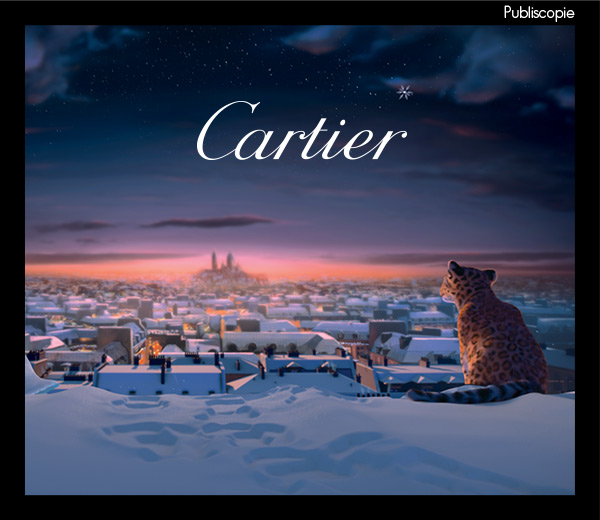 Cartier: Winter Tale