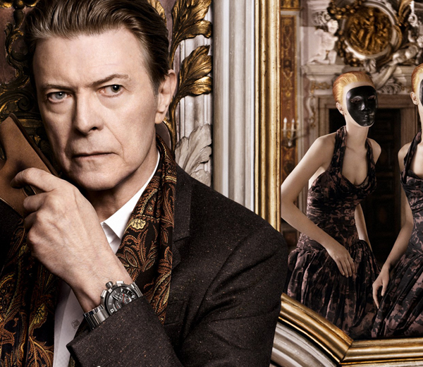 Watch: David Bowie's Invitation Au Voyage voor Louis Vuitton