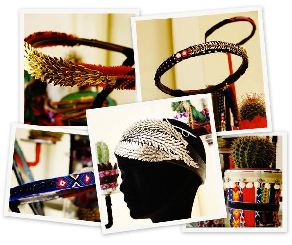 Hebbeding van de dag: de luxe haarbanden van Maison Louise Collection