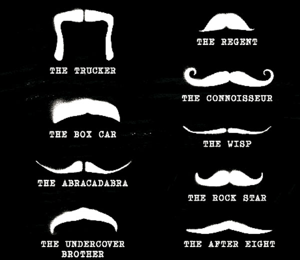 Movember: welke snor voor jouw man?