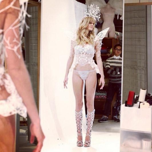 PREVIEW. Victoria's Secret show 2013