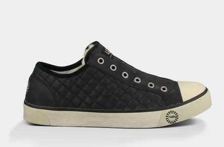zwarte sneakers UGG
