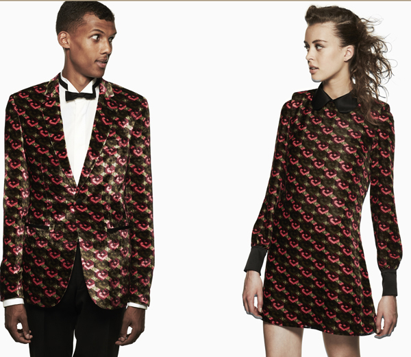 'ELLE'-jurk in nieuwe clip van Stromae
