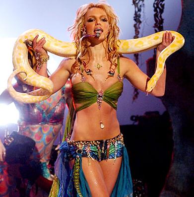 MTV VMA 2001