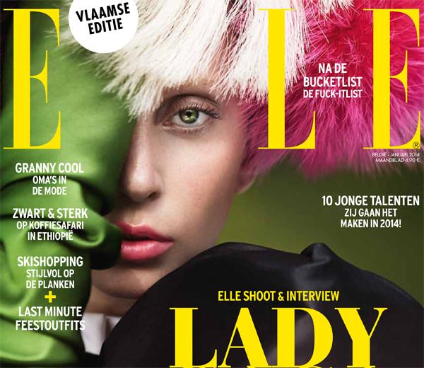 Doorblader het e-mag van het januarinummer van ELLE België