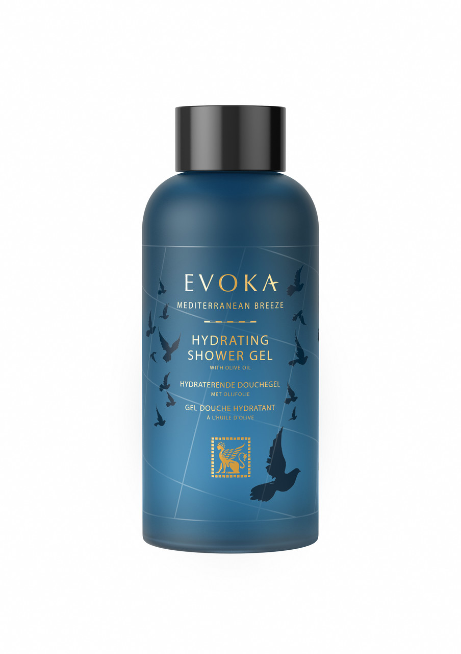 EVOKA_Mediterranean Breeze Hydrating Shower Gel