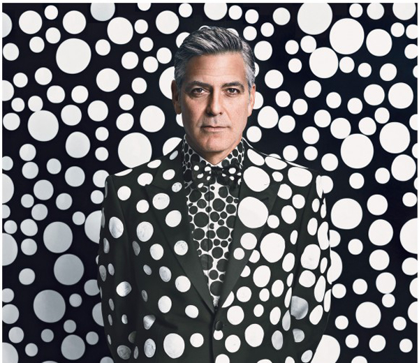 Hot or not: de dalmatiër in George Clooney