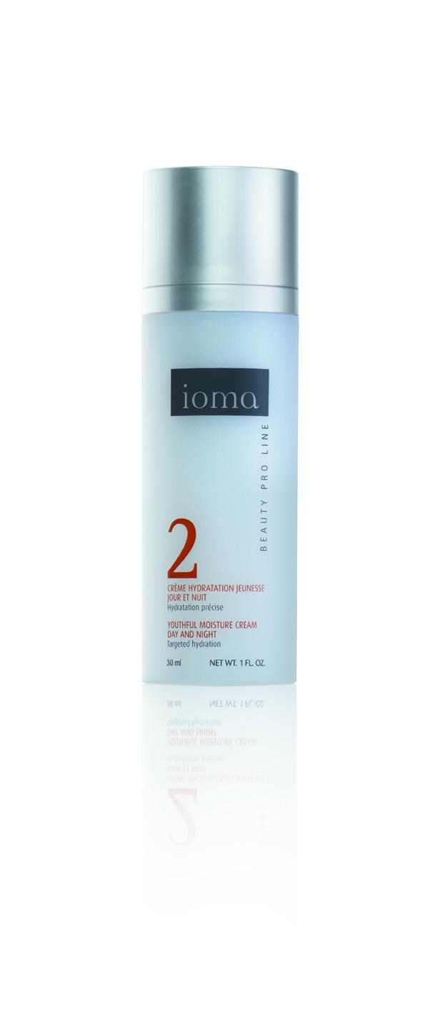 Ioma G2 Creme Hydratation Jeunesse Jour et Nuit