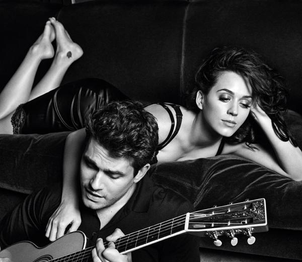 Het liefdesduet van Katy Perry en John Mayer