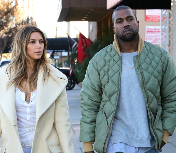 kim kardashian and kanye west stock up on snow sport supplies