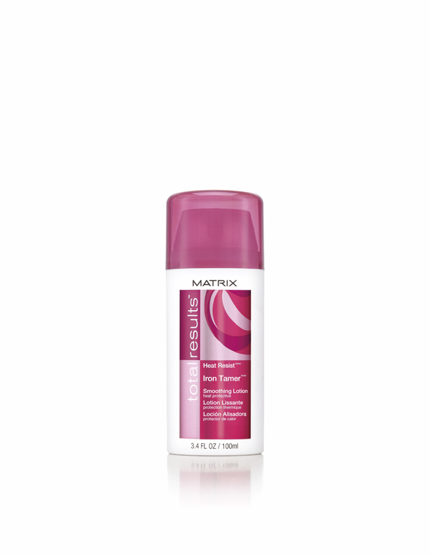 Iron Tamer Smoothing Lotion van Matrix - 12,90 euro