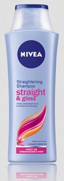 Nivea Straight & Gloss