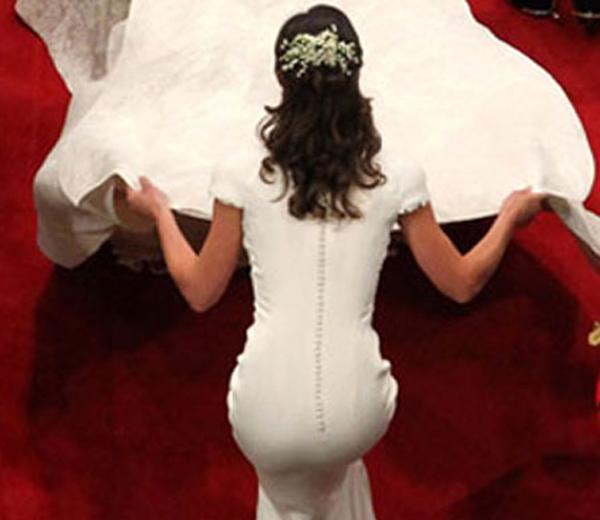 Pippa's gouden tips om een bruid te overschaduwen