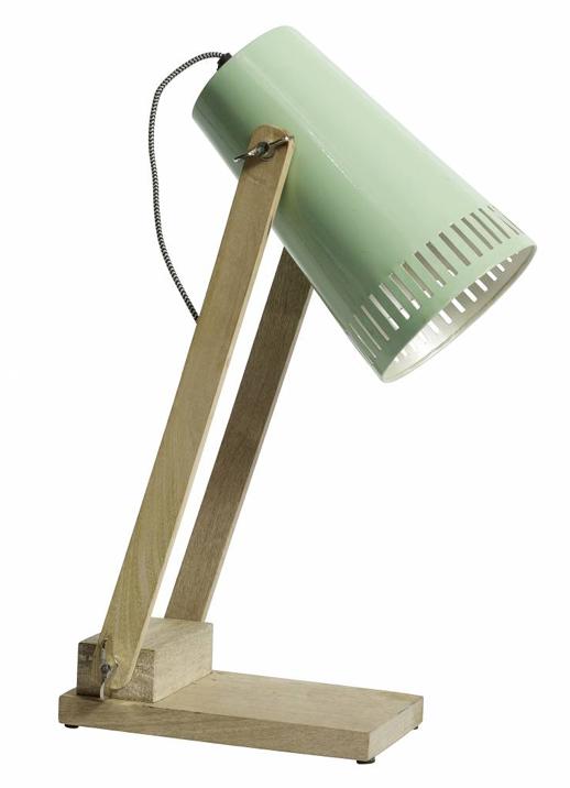 Tafellamp muntgroen - 105,00 euro