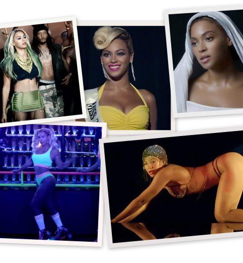 In beeld: de 1001 nieuwe looks van Beyoncé