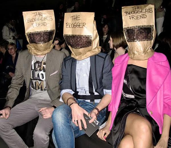 Bloggers niet welkom op fashion week