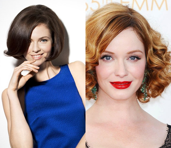 HOW TO. De volumineuze bob van Christina Hendricks