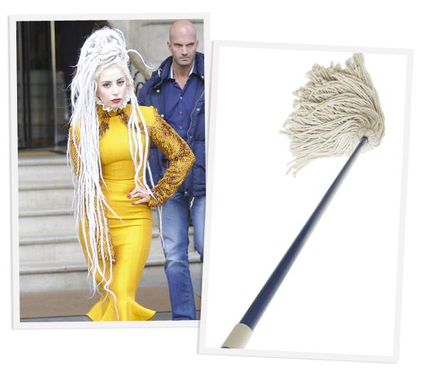 Nieuw kapsel voor Lady Gaga
