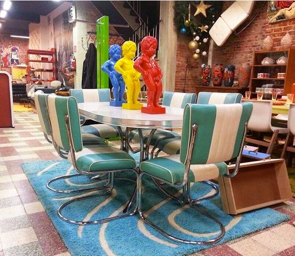 For Me K: vintage meubels zoals in de film