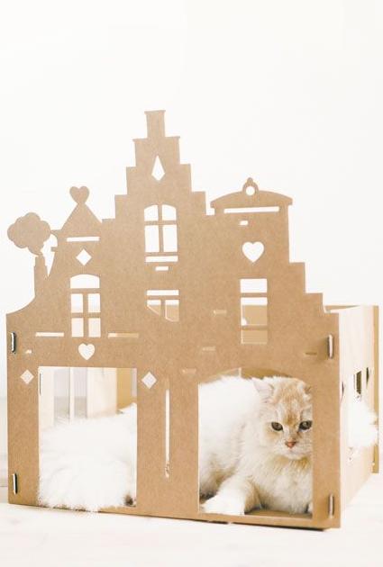Kattenhuisje - 19,95 euro
