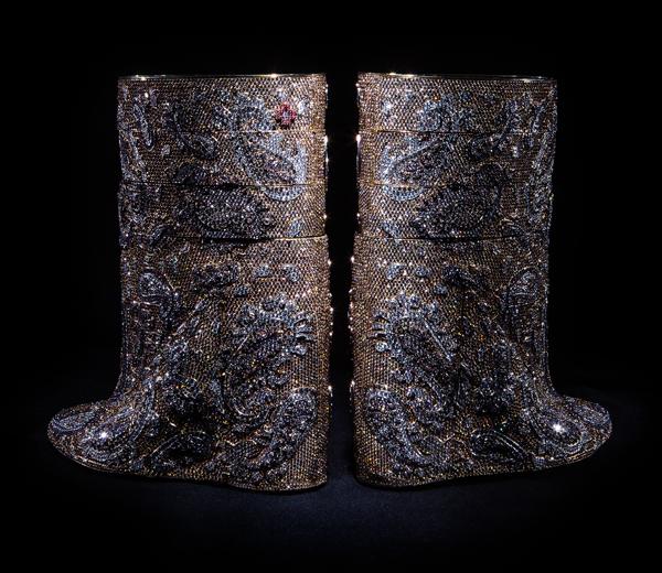 AF Vandevorst onthult duurste laarzen ter wereld