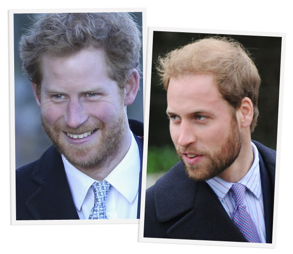 Hot or not: de baard van prins Harry