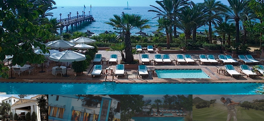 Marbella Club Beach Resort