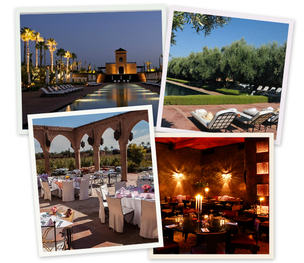 Anne's 5 hotspots in Marrakech