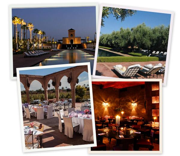 Anne's 5 hotspots in Marrakech
