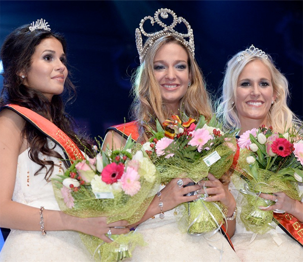 Laurence Langen is Miss België 2014