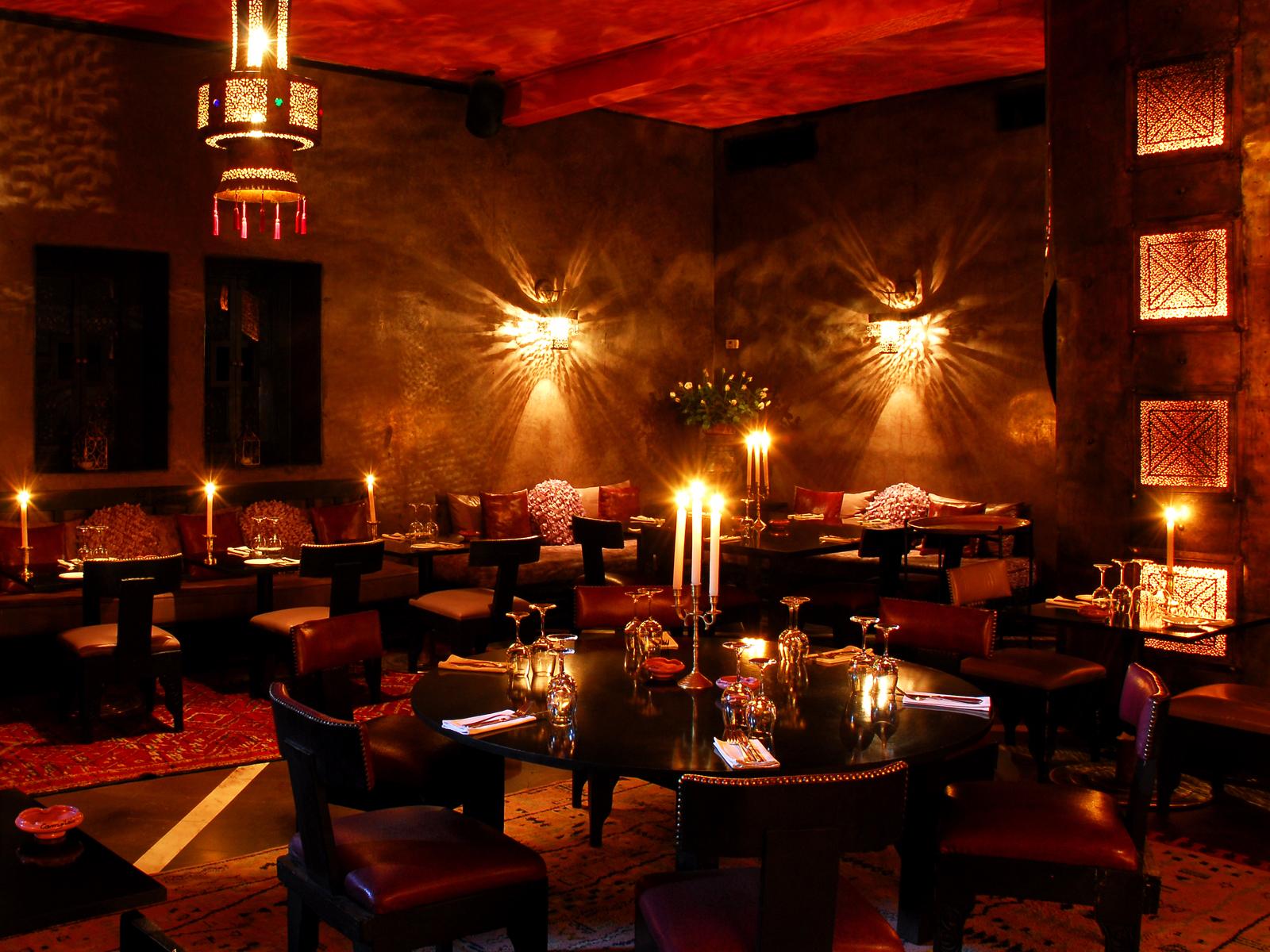 5 hotspots in marrakech - Le comptoir lounge magny le hongre ...