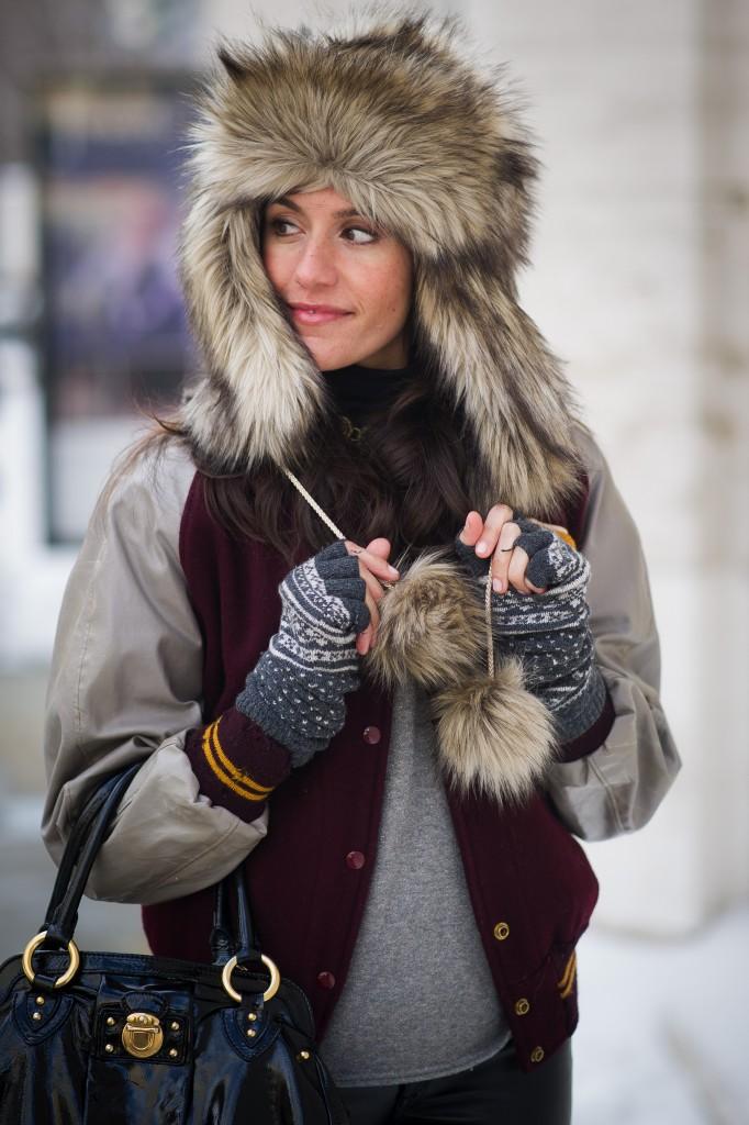 Street Style - Day 1 - New York Fashion Week Fall 2014