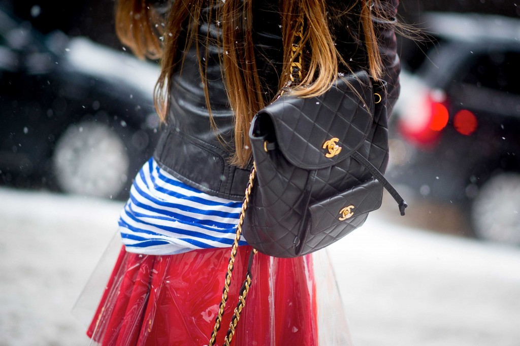 New York Fashion Week: streetstyle dag 7 - 20