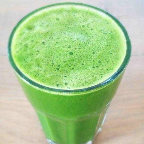 Green Juice voor een jongere huid