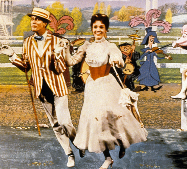 mary poppins 1964 real : robert stevenson julie andrews collection christophel