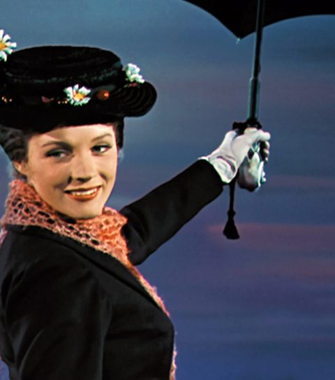 LOOK ONDER DE LOEP: Mary Poppins