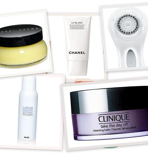 6 manieren om make-up te verwijderen