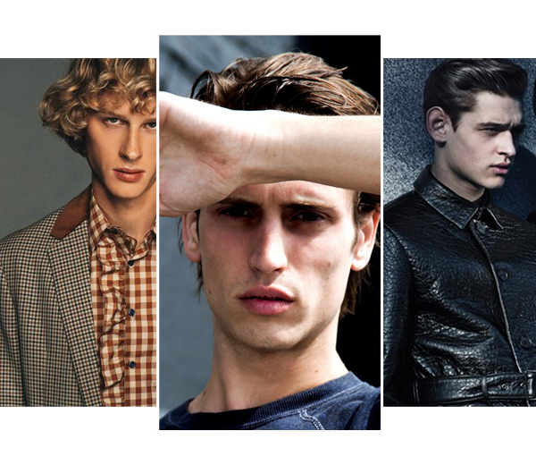 Hot faces to watch: Belgen op de catwalk
