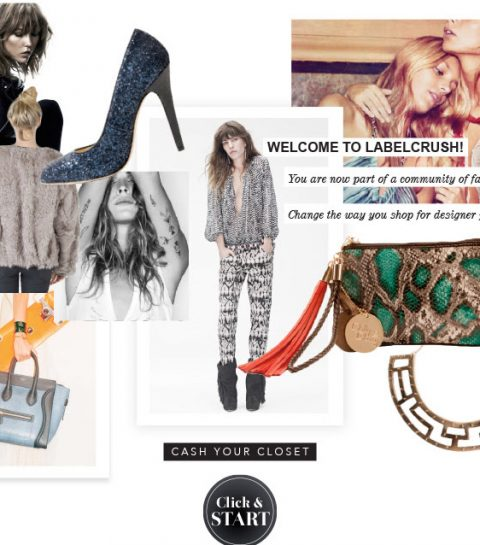 Webshop we love: Labelcrush