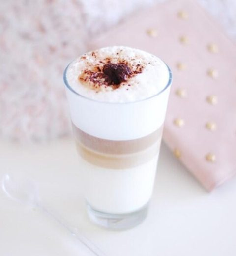 HOW TO. De perfecte latte macchiato