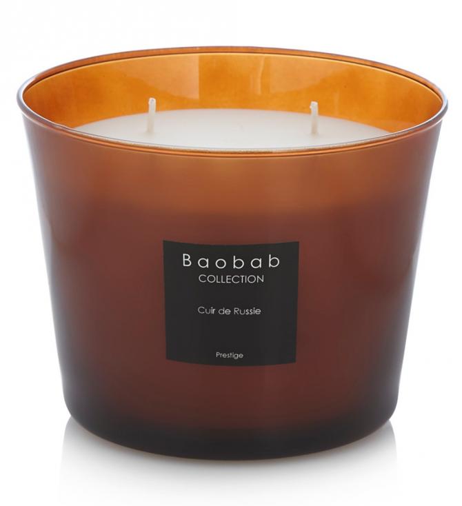 cuir de russie baobab kaars