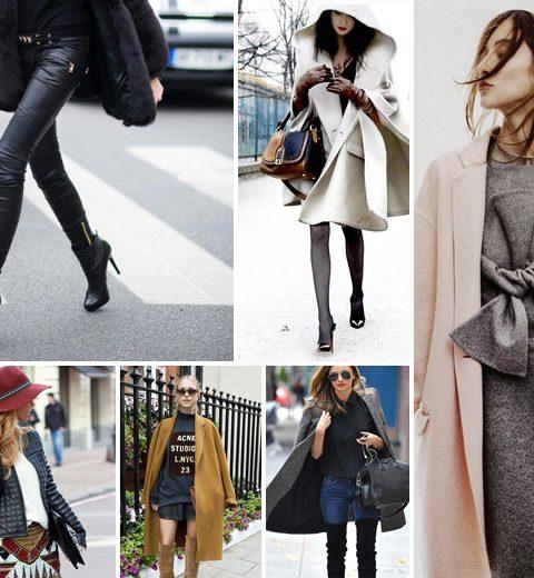 Streetstyle how to: 10 x een sexy winterlook