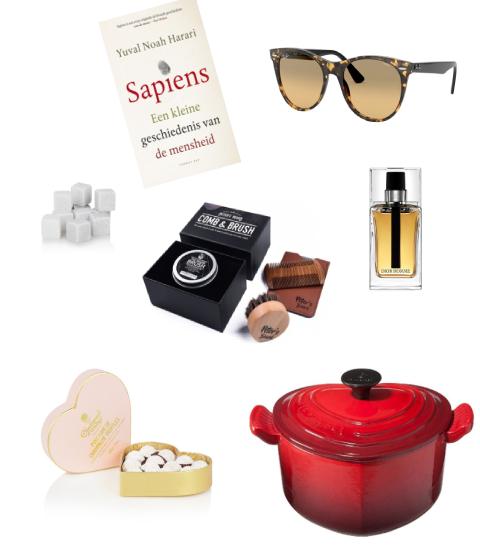 Valentijn shopping: cadeautips voor hem