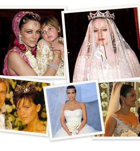 Top 5 meest dramatische sterrenhuwelijken